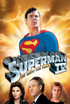 Superman IV- The Quest for Peace (1987)