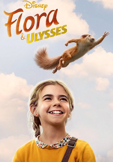 Flora And Ulysses (2021)